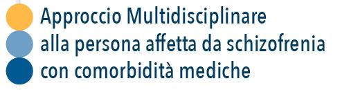Approccio multidimensionale alla persona affetta da schizofrenia con comorbidità mediche - 15 giugno 2017 - Napoli