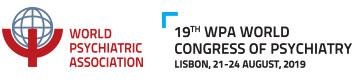 19th World Congress of Psychiatry, 21-24 August 2019, Lisbon, Portugal